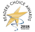 Thank you for voting Chef Gloria B a Readers Choice Award Winner, 5 years in a row!