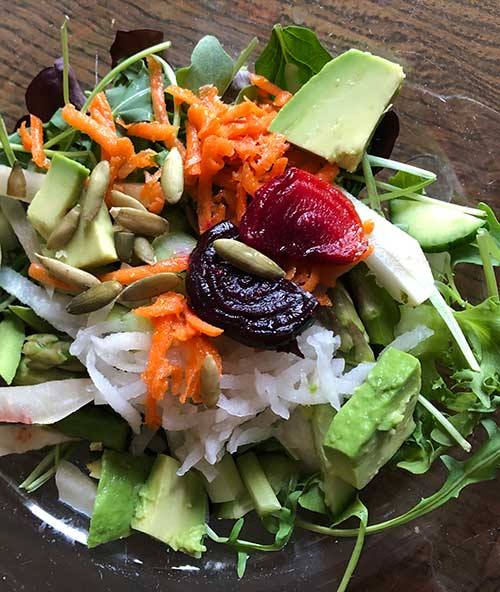 Prebiotic Salad